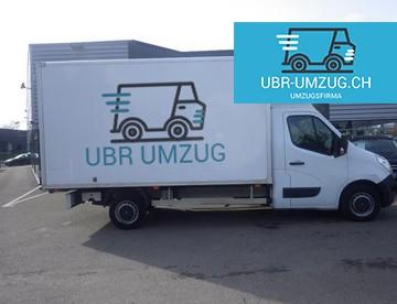 UBR UMZUG Zürich - LKW-22m3