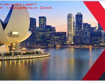 Wie wählt man ein gutes Lager? | UBR UMZUG ZÜRICH - Umzugsfirma in Zürich.