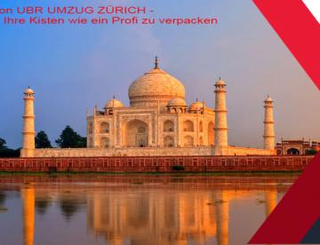 Ratschläge von UBR UMZUG ZÜRICH - Umzugsfirma in Zürich, Ihre Kisten wie ein Profi zu verpacken