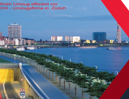 So bereiten Sie Ihren Umzug effizient vor UBR UMZUG ZÜRICH - Umzugsfirma in Zürich