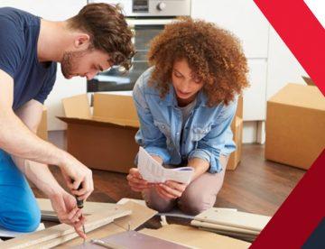 Warum Sie Ihre Möbel vor dem Umzug auseinander nehmen sollten | Ratschläge von UBR UMZUG Uster : Umzugsfirma in Uster